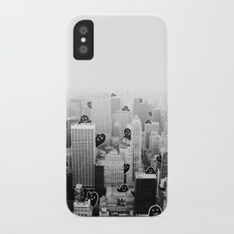 Ghost City iPhone Case