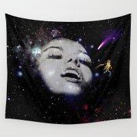 venus Wall Tapestries featuring Venus by Liall Linz