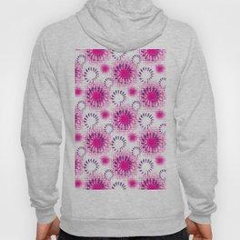 Fuchsia Twist Hoody