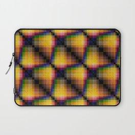 Multi-colored  pattern . Laptop Sleeve