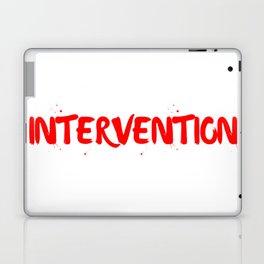 INTERVENTION Laptop & iPad Skin