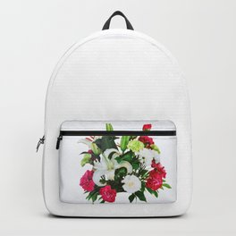 Flower Bundle Backpack