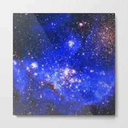 Magellanic Cloud Metal Print