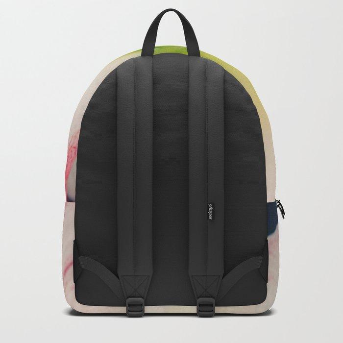 Pink Amaryllis Backpack
