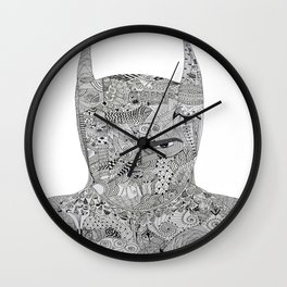 My Hero Wall Clock