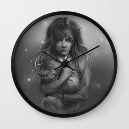 Hermione Wall Clock