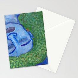 Sleeping Deva Stationery Cards