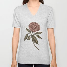 Mountain Laurel Unisex V-Neck