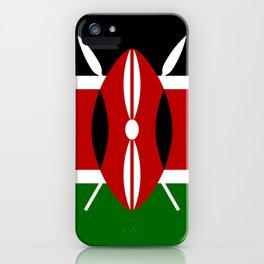 Flag: Kenya iPhone Case