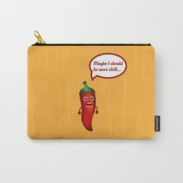 Unchill chili Carry-All Pouch