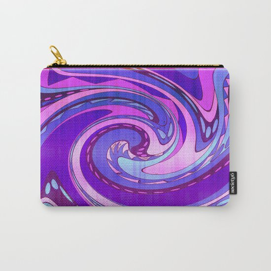 Keep Moving for Martha Carry-All Pouch
