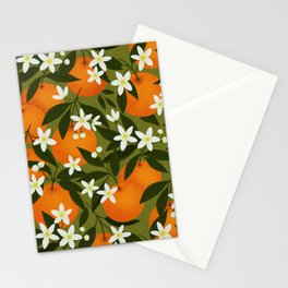 Neroli Orange Blossoms Stationery Cards