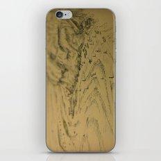 Swamis Sketch iPhone Skin