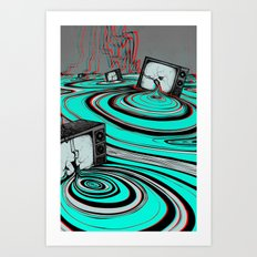 LS Art Print