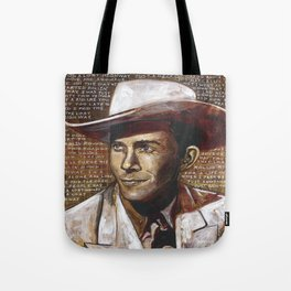 Just Another Guy on a Lost Highway Tote Bag