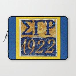 Sigma Gamma Rho 1922 Laptop Sleeve