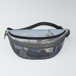 View of the Empire Fanny Pack