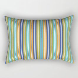 Summer days in Varcaturo Rectangular Pillow