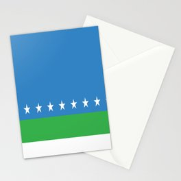 Flag of San Jose Costa Rica Stationery Cards