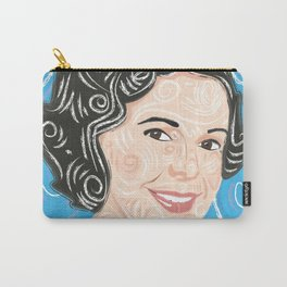 Aunt smiling / Carry-All Pouch