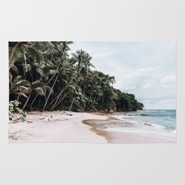 tropical island 2 Rug