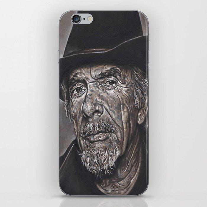 Haggard Outlaw iPhone Skin