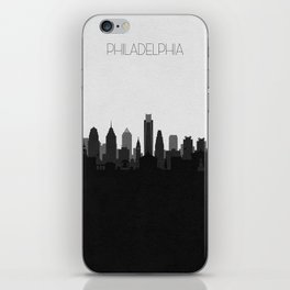 City Skylines: Philadelphia (Alternative) iPhone Skin