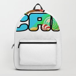 Candy Candy Ice Cream Backpack