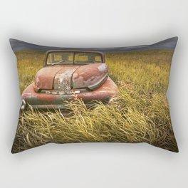 At Roads End Rectangular Pillow