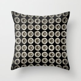 45ACP Throw Pillow