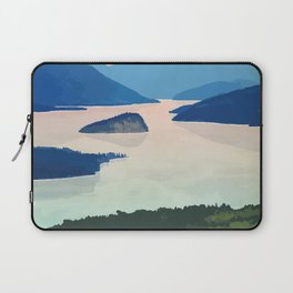 Shuswap Lake Provincial Park Laptop Sleeve