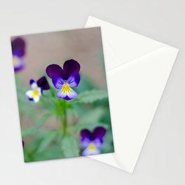 Violas Stationery Cards