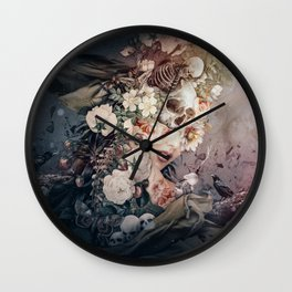 Dark to Light II Wall Clock