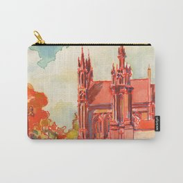 Vilnius - St. Anne's  Carry-All Pouch