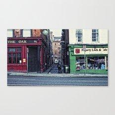 Old Dub Lihn Canvas Print
