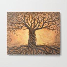 """Tree of Life"" by Renée Womack Metal Print"