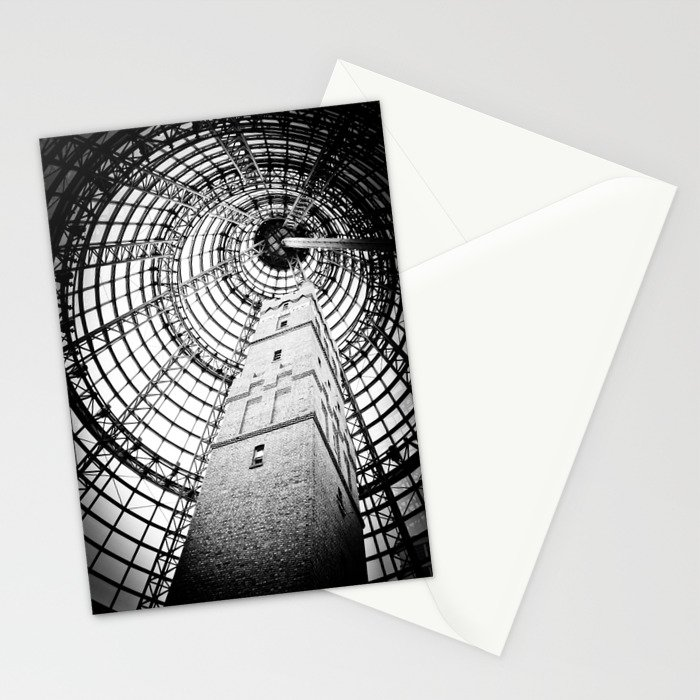 Shot Tower Stationery Cards