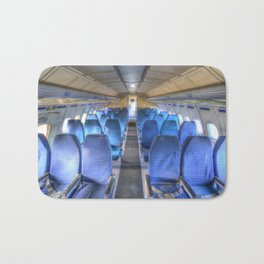 Russian Airliner Seating Bath Mat