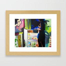Mid-Summer AC Framed Art Print