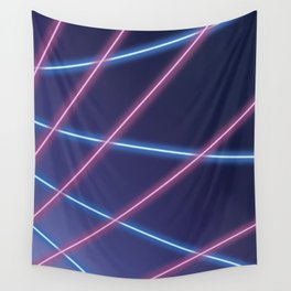 Laser Class Photo Backdrop Wall Tapestry
