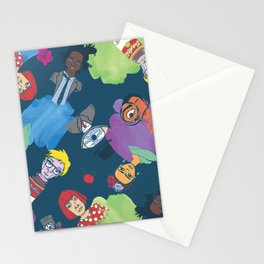 Artist Friends Stationery Cards