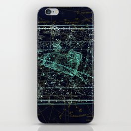 Constellation of Aries iPhone Skin
