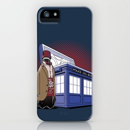 THE DOCTOR PEPPER  iPhone Case