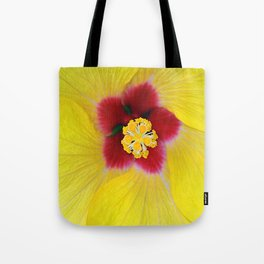 Yellow flower ## Tote Bag