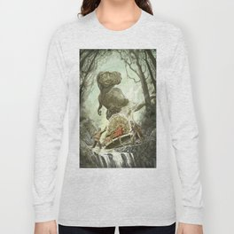 Cretaceous Conundrum Long Sleeve T-shirt