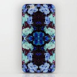 Future Floral III iPhone Skin