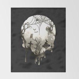 The Darkest Hour Throw Blanket