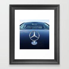 Car Mercedes-Benz Framed Art Print