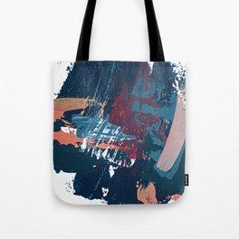 Pacific Northwest: a pretty minimal abstract piece by Alyssa Hamilton Art Tote Bag