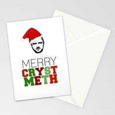 Merry Crystmeth! Stationery Cards